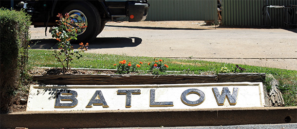 Batlow - NSW - The Apple Inn accommodation